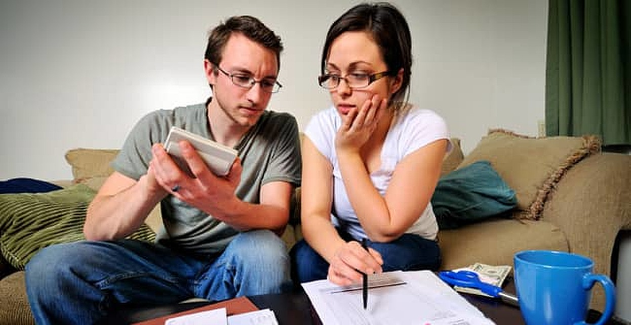 What to Do About Your Partner's Debt