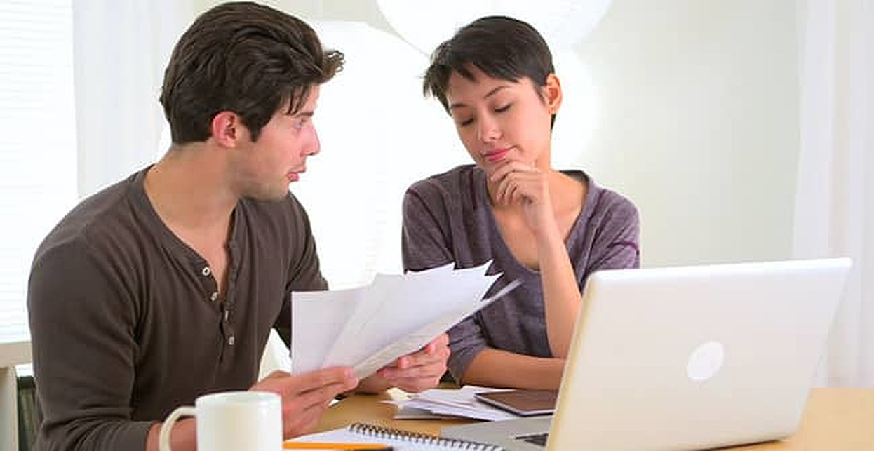 Does Your Partner's Credit Affect Yours?