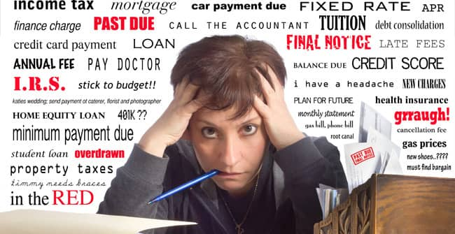 6 Ways to Get Bad Credit
