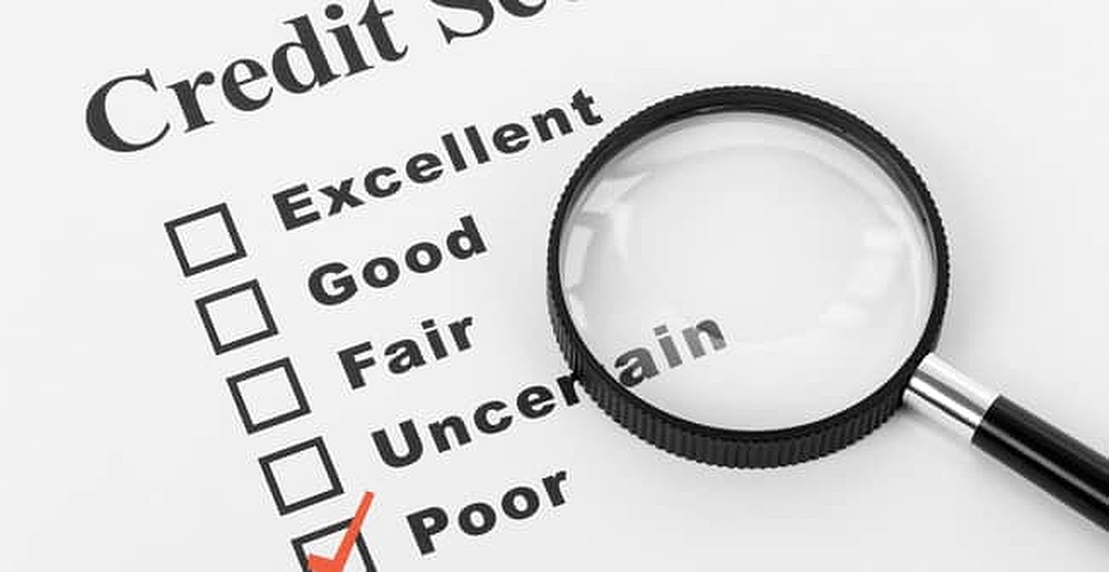 One-Third of Americans Have a Low Credit Score