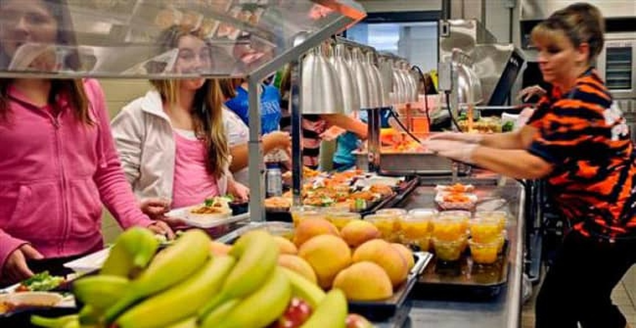 Students Paying for Lunch with Credit Often Choose Unhealthy Foods