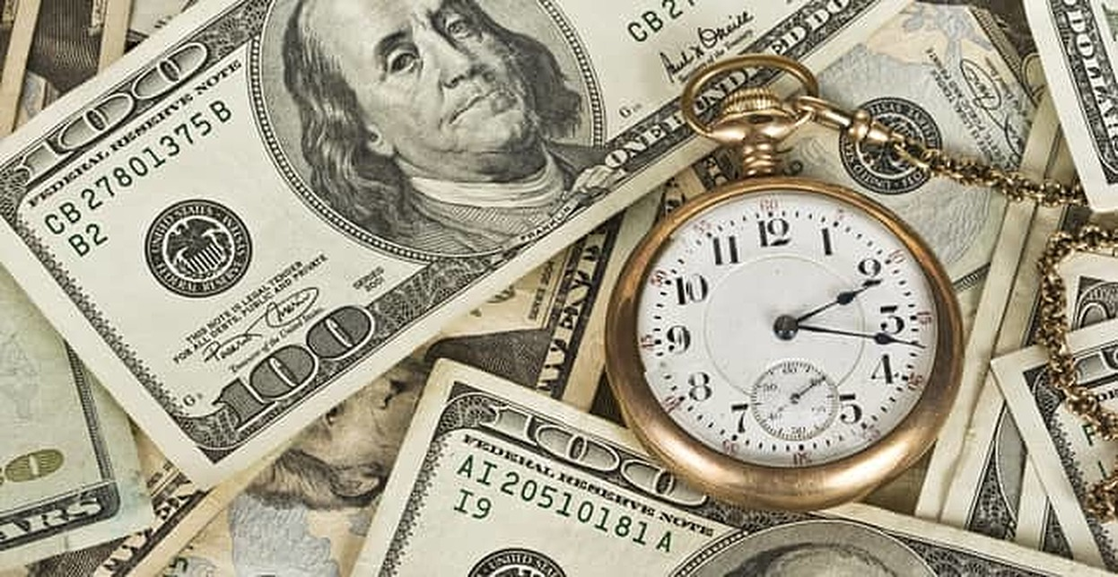 Time is the Real Currency