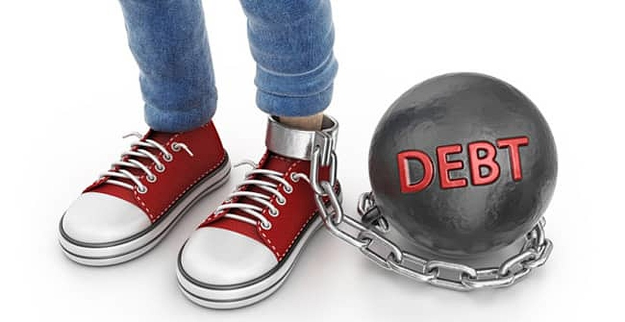 How to Get Rid of Debt When You're Young