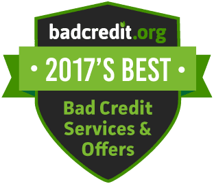 2017's Best Bad Credit Loans