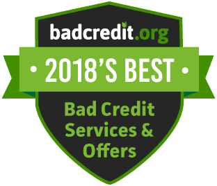 2018's Best Bad Credit Loans
