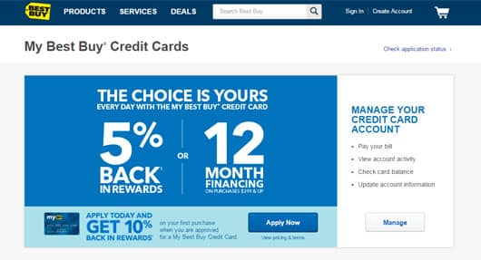 Store-Specific Credit and Payment Plans (Options 6-10)