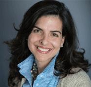Portrait of Lisa Bonanno, Head of Marketing at Network for Good