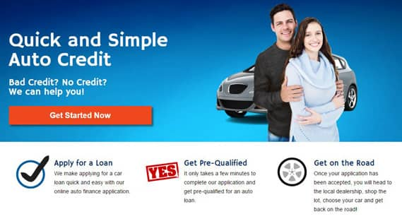 "Car.Loan.com Provides ""Quick and Simple"" Auto Credit for Subprime Applicants Across America"