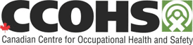 Logo for Canadian Centre for Occupational Health and Safety