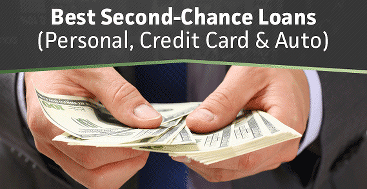 11 Best Second-Chance Loans (Bad Credit OK)