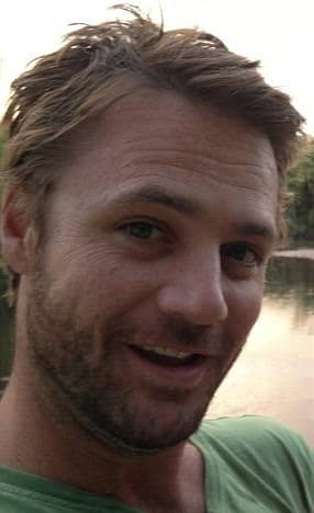 Photo of Chris Bevington