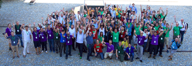photo of libreoffice volunteers