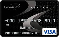 Credit One® Bank Credit Card with Gas Rewards