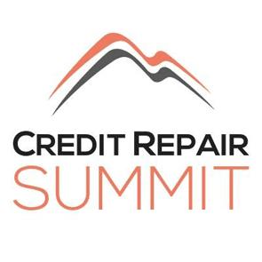 An image of the Credit Repair Summit logo