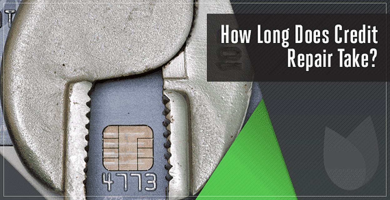 How Long Does Credit Repair Take?  (The Top 3 Companies)