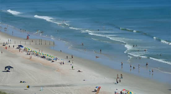 Photo of Daytona Beach from DaytonaBeach.com