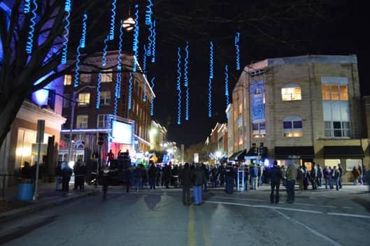 Downtown Salisbury, Maryland