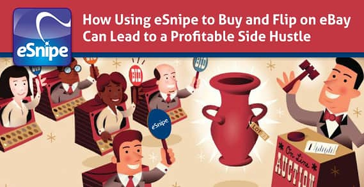How using esnipe to buy and flip on ebay can lead to a for Ebay motors financing bad credit