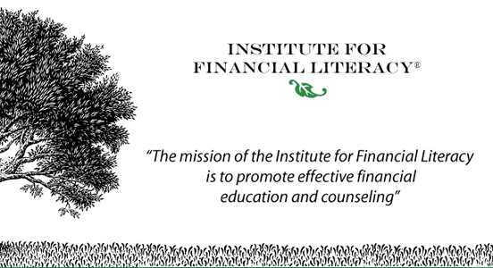 Screenshot of Institute for Financial Literacy