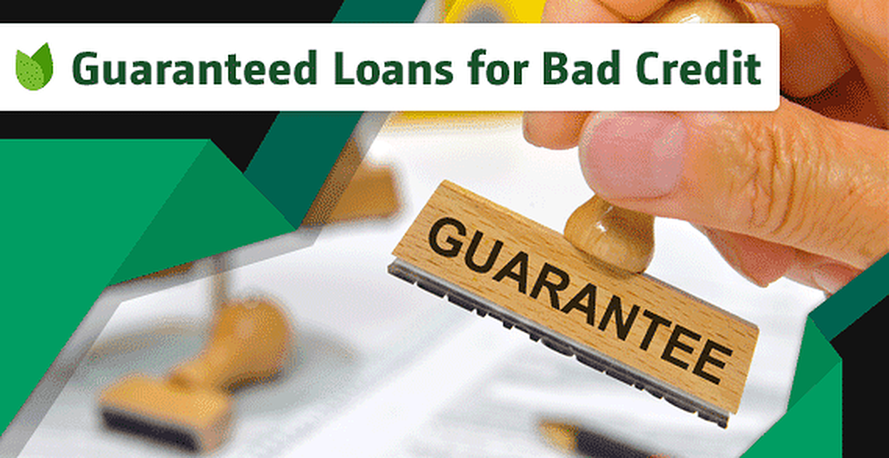LOANS WITH BAD CREDIT SCORE