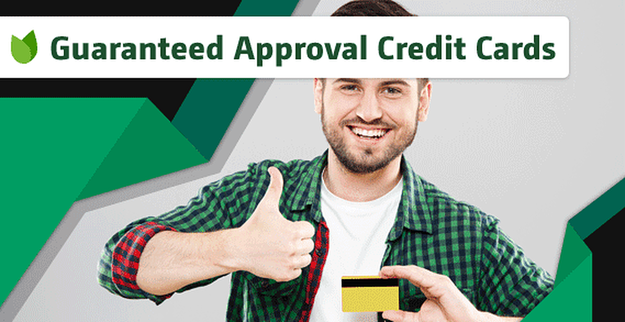 Best Guaranteed Approval Credit Cards