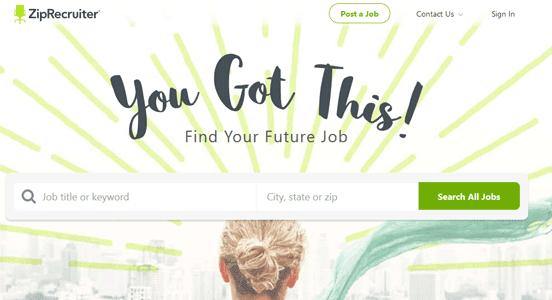 over 8 million job postings  ziprecruiter u0026 39 s advanced