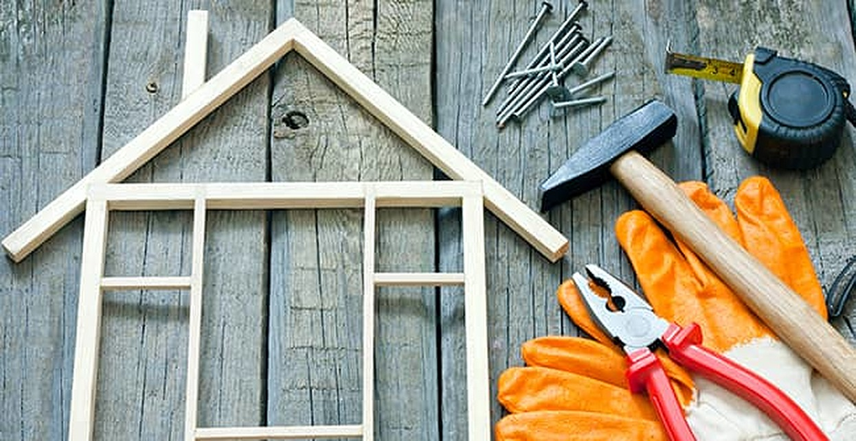 7 Ways to Renovate Your Home When You Have Bad Credit