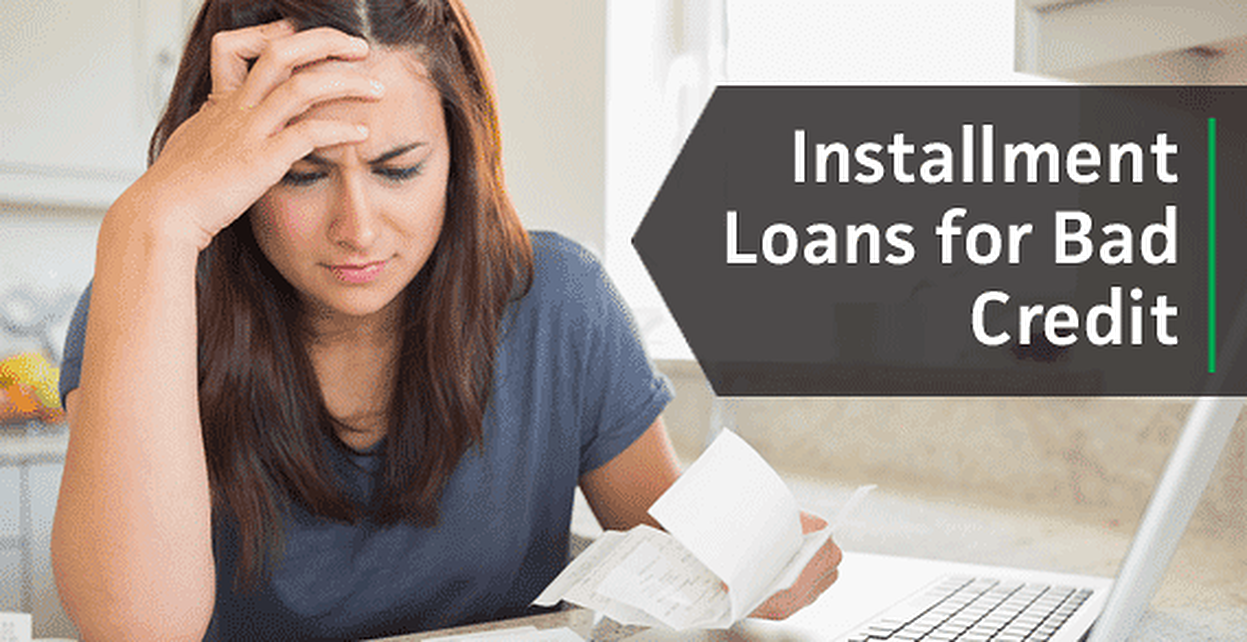 Low Apr Loans For Bad Credit >> 4 Installment Loans For Bad Credit 2019 Apply Online