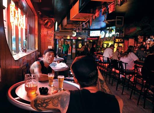 Jack's Bar in Pittsburgh, Pennsylvania