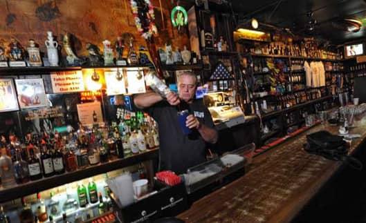 Pete's Bar in Jacksonville, Florida