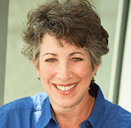 Portrait of Julie Rochman, President and CEO of IBHS