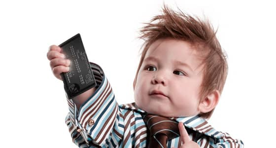 Kid with Credit Card