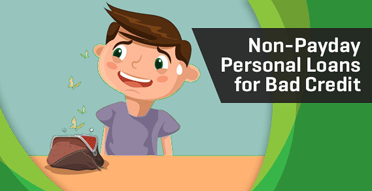 4 Best Personal Loans for Bad Credit (Not Payday Loans)