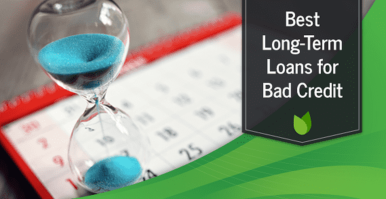 Best Long-Term Loans for Bad Credit