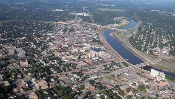 Mankato-North Mankato, Minnesota