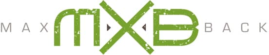 MaxBack Logo