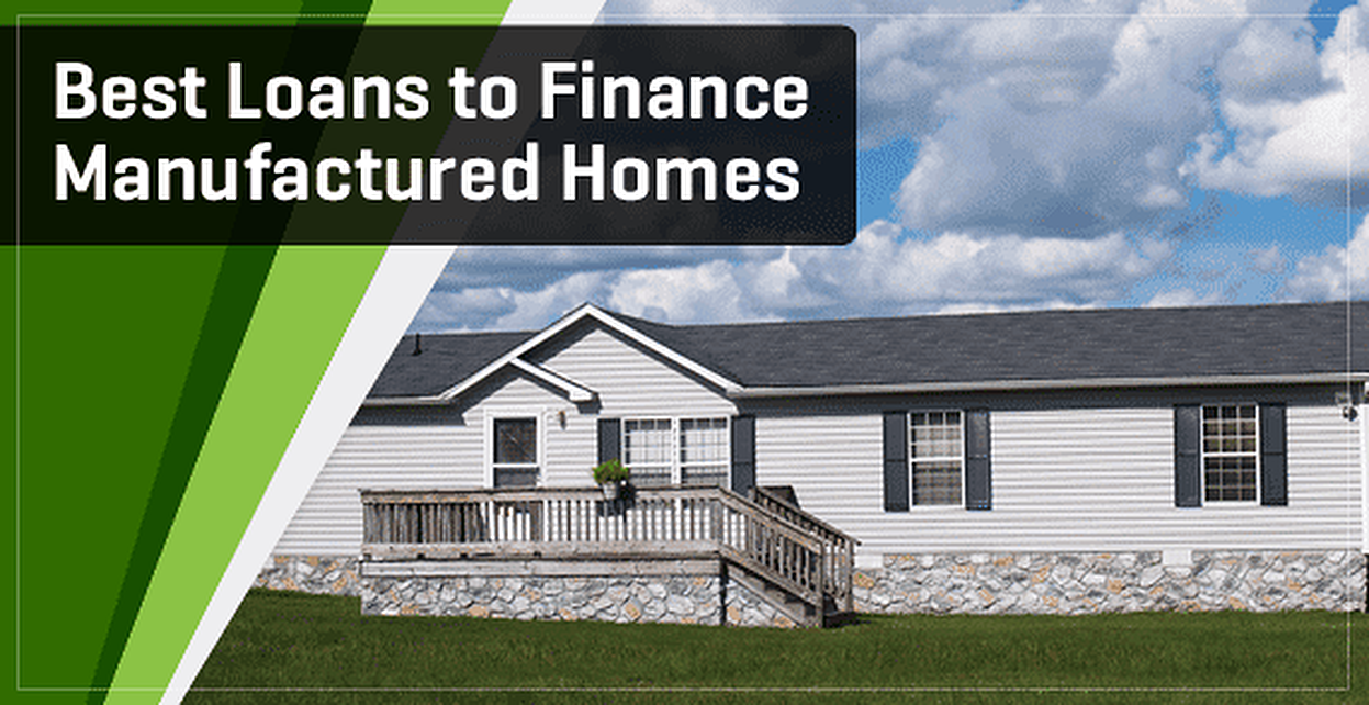 "8 Best ""Manufactured Home"" Loans for Bad Credit Financing"