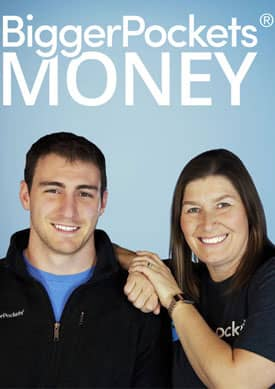 A Photo of BiggerPockets Money Podcast Hosts Scott Trench and Mindy Jensen