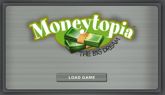 Screenshot of Moneytopia Load Screen