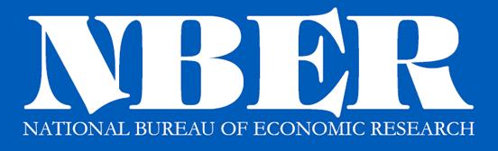 National Bureau of Economic Research Logo
