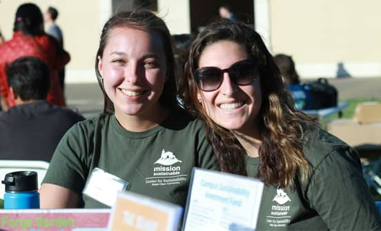 Photo of Student Members of Net Impact