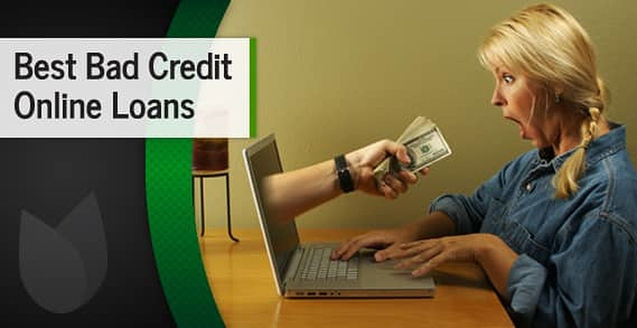 Low Apr Loans For Bad Credit >> 14 Best Online Loans For Bad Credit 2019 Badcredit Org