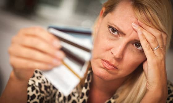 Parent with Credit Cards