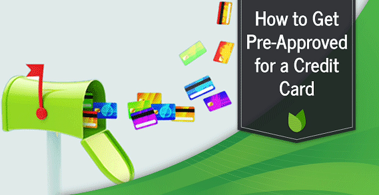 How to Get Pre-Approved for Credit Cards (With Bad Credit