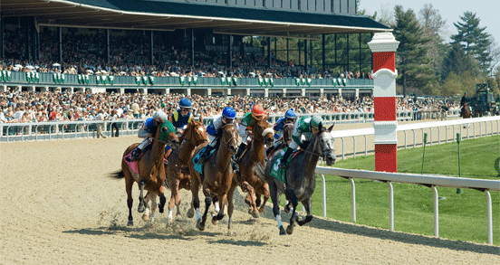 Photo of Racing at Keeneland Racecourse