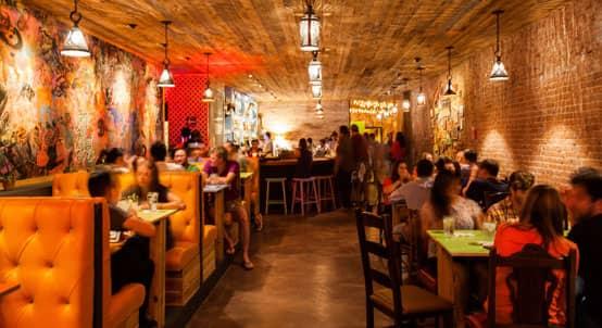 Photo of a Houston Restaurant
