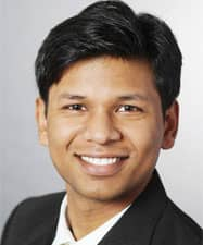 Portrait of Rohit Mittal, CEO and a Co-Founder of Stilt