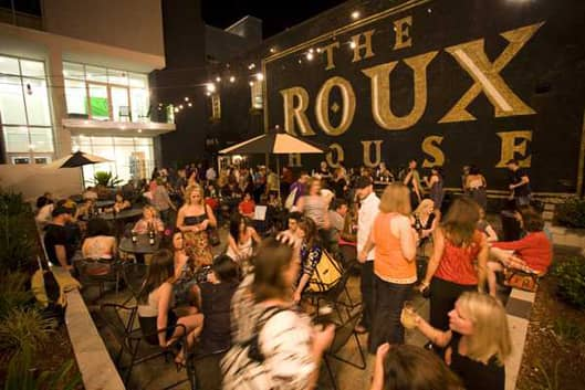 The Roux House in Baton Rouge, Louisiana