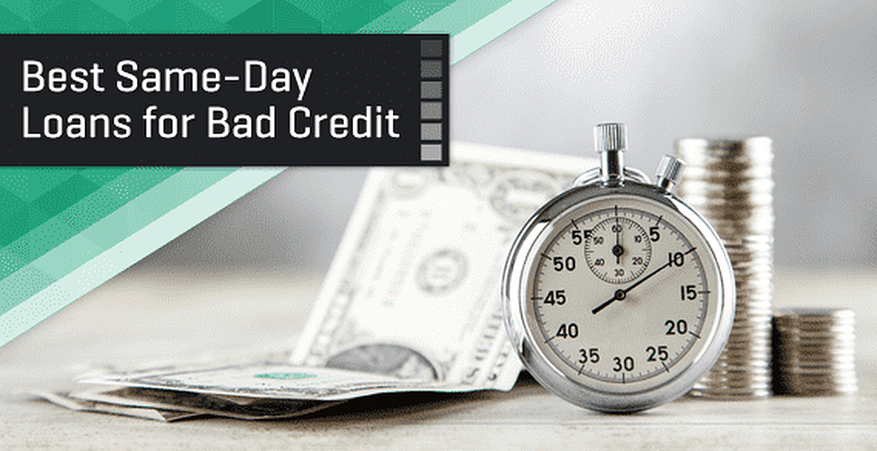 5 Tips for Finding Same-Day Loans for Bad Credit Online