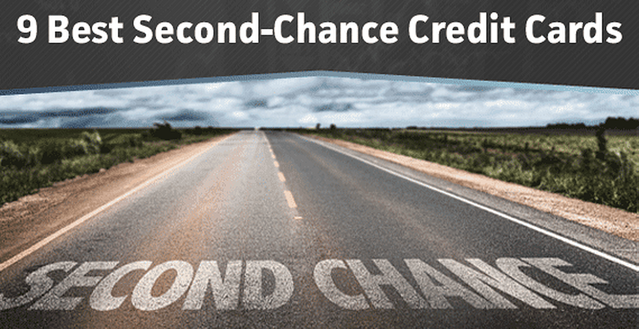 9 Best Second-Chance Credit Cards of [current_year]
